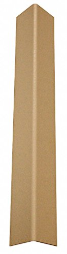 Corner Guard,Taped,1-1/2x48 in,Tan by PAWLING CORP