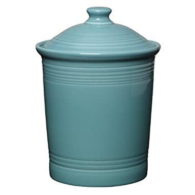 Fiesta 3-Quart Canister, Large, Turquoise
