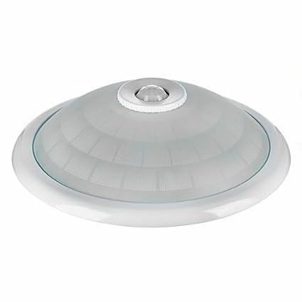 Sweet Led - Plafón de techo (con sensor de movimiento 360º)