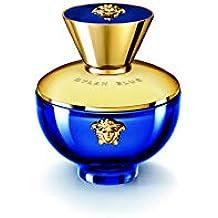 Versace Dylan Blue Pour Femme Eau de Parfum Spray,3.4 Fl Oz, Pack of 1