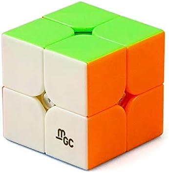 YOUNICER Descompresión de Rubik para niños y Adultos Juego de Rompecabezas en Forma de Cubo de 2 órdenes Rompecabezas Suave de Rubik: Amazon.es: Juguetes y juegos