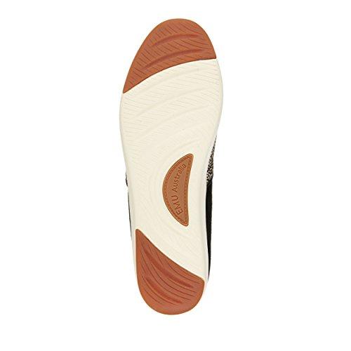 8a3cb9495cae EMU Australia Womens Shoes Brunswick Fur Deluxe Wool in Spot delicate