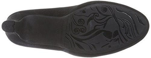 Chaussures Avec Stockerpoint black Plateau 6080 Talons Femme À Noir zxwqgO7wC