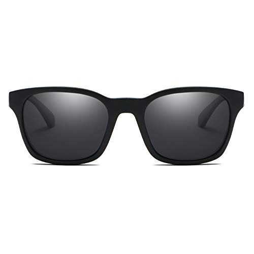 para UV400 Black WEATLY de polarizadas 1 de Lentes para Gafas Color Exteriores Glasses Sol Sun Green Clarity Hombres protección ngvwxWYTgq