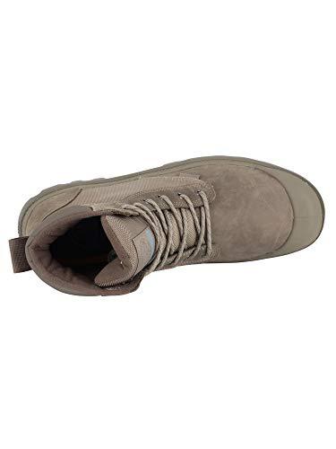 Unisex Palladium U Wpn Collo Adulto Cuf Spor Grigio A – Alto Sneaker 1fBq8