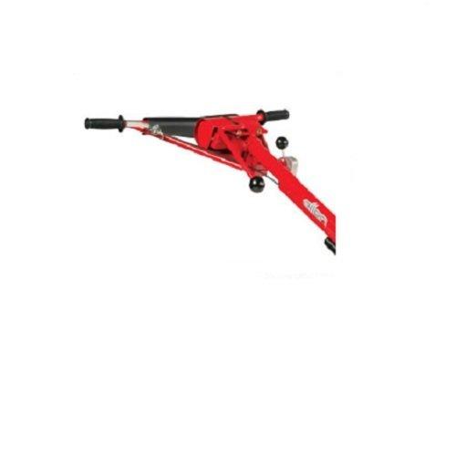 - Allen Engineering Corporation 034451 Model TWPE4365HP Trowel, Pro Walk-Behind Handle, Long, Height Adjustable, Positive Blade Pitch, Carry bar, Handle pad, 45