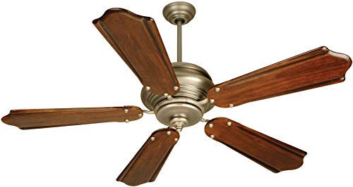 Craftmade K10362 Ceiling Fan Motor with Blades Included, 52