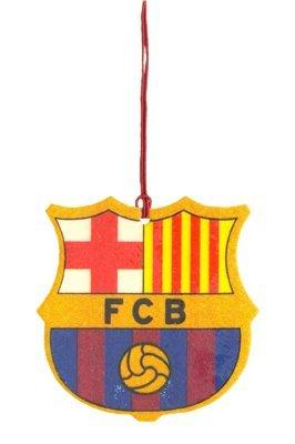 Flag Barcelona Car - F.C. Barcelona Air Freshener