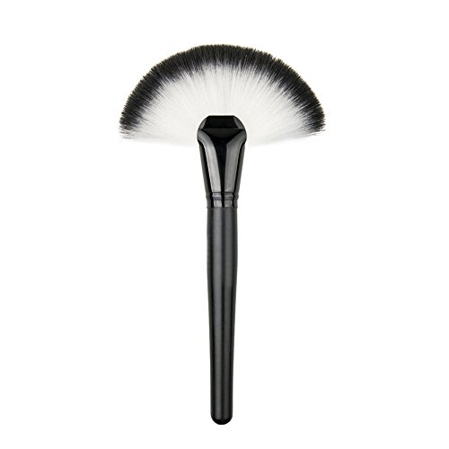 Price comparison product image ACE Professional Single Makeup Brush Blush / Powder Sector Makeup Brush Soft Fan Brush Foundation Brushes Make Up Tool