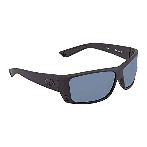 Costa Men's Cat Cay 580 Plastic Black Out/Gray 580 Plastic Lens One Size