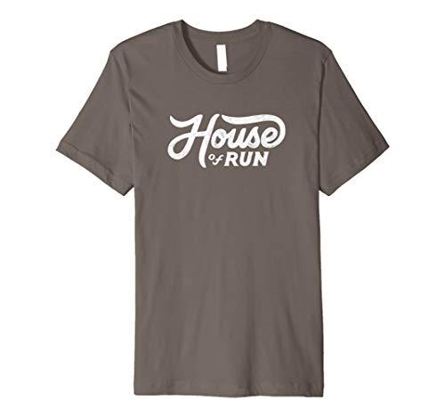 House of Run Logo Tee