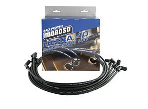 Moroso 73712 Spark Plug Wire Set ()