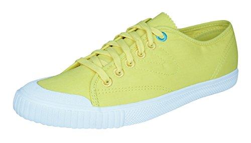 Yellow Poplin De T58 Chaussures Tretorn Course Femmes 45YOzwqwx