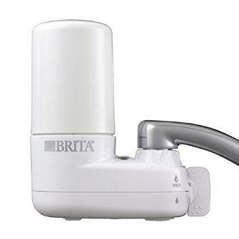 3 X Brita Basic On Tap Faucet Water Filter System by Brita
