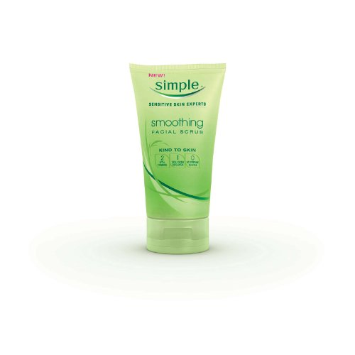 Simple Smoothing Facial Scrub 5 oz Pack of 7