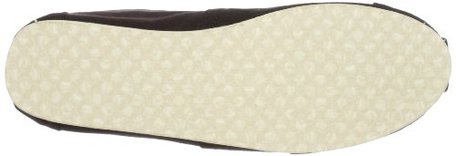 TOMS Mens Classic Canvas Slip-On Chocolate Canvas BX4GG