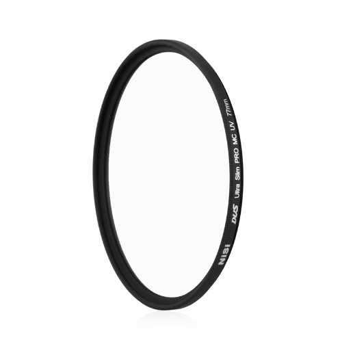 NiSi Pro 72mm Multi Coated UV Filters for Camera Lens  Black  Camera   Photo Skylight   UV Filters