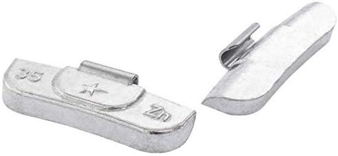 Dwt Germany 100620 50 Stück 35g Schlaggewichte Auswuchtgewichte Wuchtgewichte Für Stahlfelgen Baumarkt