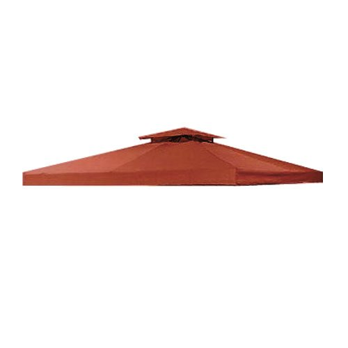 Universal 10 X 10 Two Tiered Replacement Gazebo Canopy