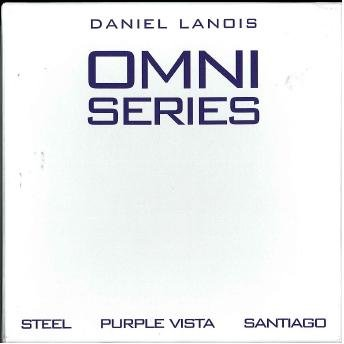 Cover of Omni Series Includes Steel, Purple Vista & Santiago