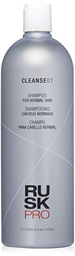 RUSKPRO Cleanse01 Shampoo For Normal Hair, 33.8 oz. ()
