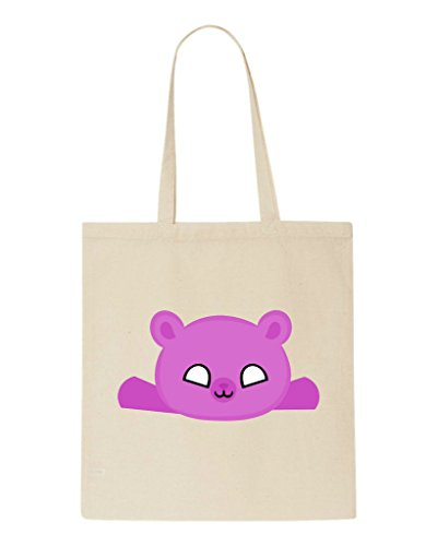 Beige Hamster Shopper Character Zombie Halloween Bag Tote dfxFqwY7a