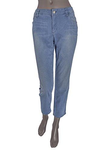 Liu Logo Metallo Donna In 31 Jo Modello Capri Con Jeans nY4wYqrR