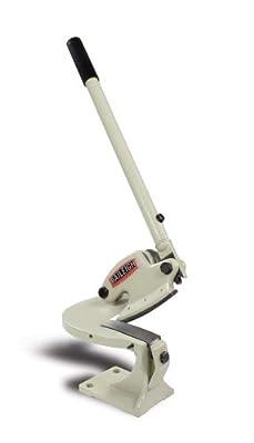 "Baileigh MPS-1 Throatless Manual Shear, 0.08"" Capacity, 4-1/4"" Blade Length"
