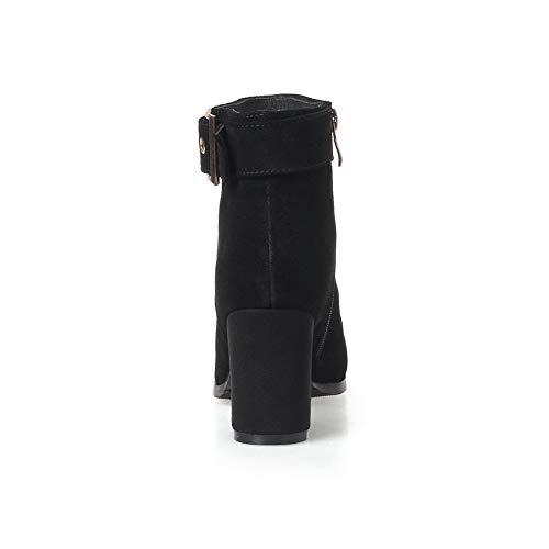 5 Balamasa Femme Abl12246 Compensées Sandales Noir 36 Noir fwt4wrqPd0
