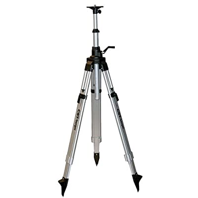 CST/berger 60-ALQRI20ELAZ 48-Inch to 115-Inch Quick Clamp Elevator Tripod by CST/Berger