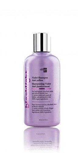 Oligo Blacklight VIOLET ANTI-YELLOW SHAMPOO (Black Violet)