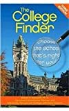 The College Finder, Steven Antonoff, 1933119861