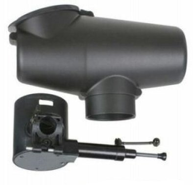 Tippmann Cyclone Feeder System for Custom 98, Alpha Black Elite and Project Salvo markers (Black Alpha Accessories)