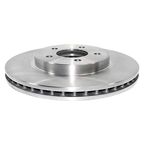 Brake Force Rotor - DuraGo BR54123 Front Vented Disc Brake Rotor