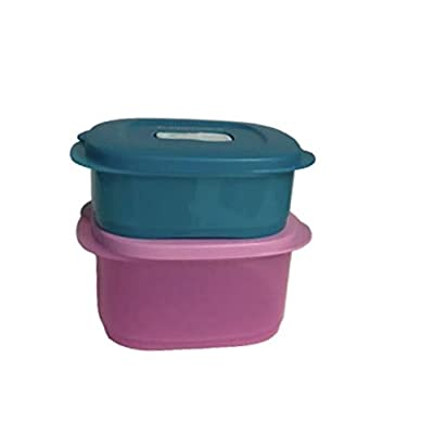 Tupperware Crystalwave Power Lunch Set of 2: Toys & Games