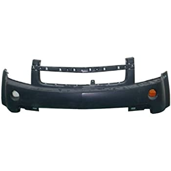 OE Replacement Chevrolet Equinox Front Bumper Cover Partslink Number GM1000840