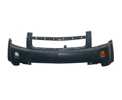OE Replacement Chevrolet Equinox Front Bumper Cover (Partslink Number GM1000840) (Chevrolet Equinox Replacement Bumper)