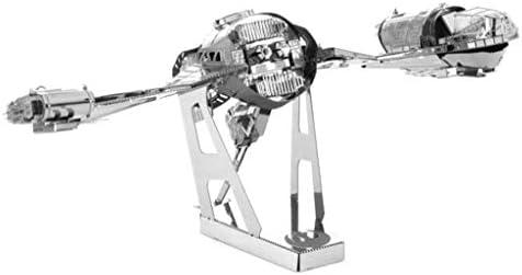 抵抗スキー伝送-3Dメタルモデルキットジグソーパズルステンレス鋼