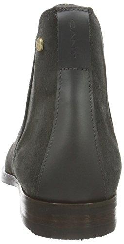 Gant Nicole, Zapatillas de Estar por Casa para Mujer Gris - Grau (Dark gray G86)