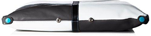 GABS - G3 Tg L - Patchwork Escudo, Borsa Donna Multicolore (Ariete)