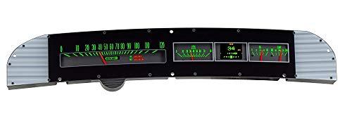Dakota Digital RTX-63C-IMP-X Compatible with 1963 Chevy Impala Retrotech Gauge Instrument System