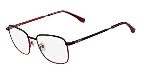 New Lacoste Rx Prescription Eyeglasses - L2222 615 - Matte Red