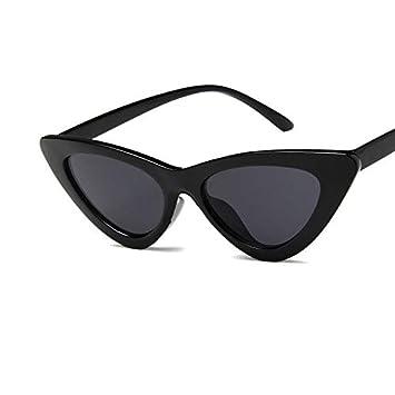 YUHANGH Moda Mujer Gafas De Sol Cat Eye Gafas De Sol Retro ...