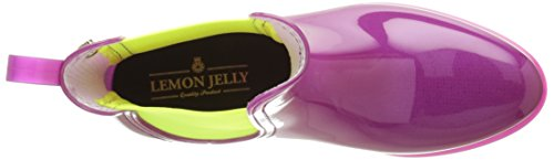 Boots Candy Jelly Women's 04 Pink Lemon Pisa Rose txFzwqSw
