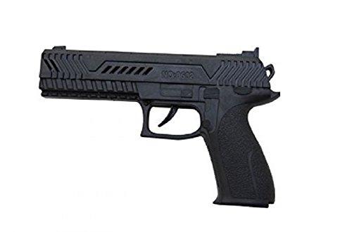 P'tit Clown 74560 Pistolet Automatique - Plastique - 21 cm - Noir 1