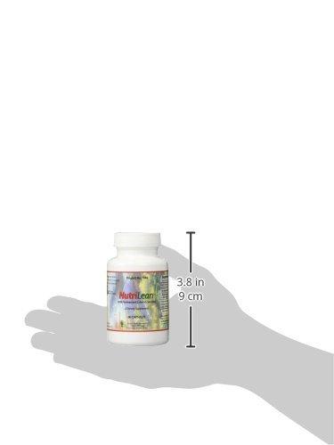 NUTRILEAN ™ with Coleus forskohlii (forskolin) & Acetyl L carnitine [60 CAPSULES] Pharmaceutical Grade