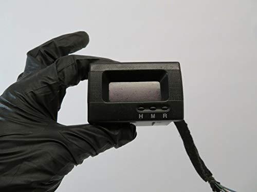 Hiscarpart #4316E Spectra 02 03 04 OEM Dash Power Digital Clock TIME Display Unit