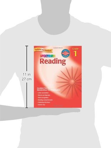 Amazon.com: Spectrum Reading, Grade 1 (9780769638614): School ...