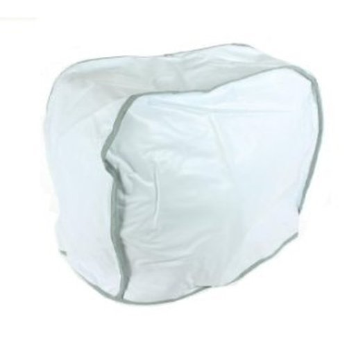 Plastic Dust Storage Protective Cover For All Kenwood Chef Food Processor & Mixers White Compatible With Kenwood