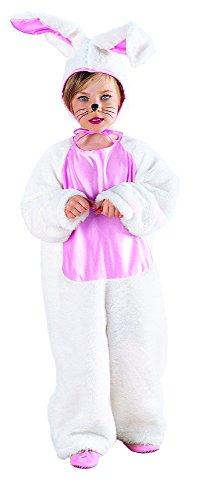 Review Halloweencostumes Com (Charades Plush Bunny Costume, X-Small)